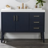 Fridley 49 Single Bathroom Vanity by Union Rustic