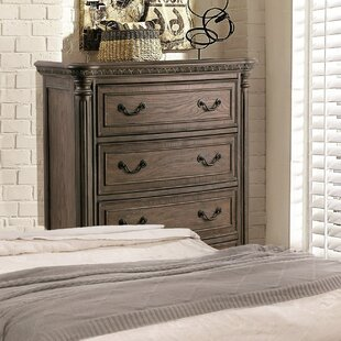 Portsmouth Traditional 5 Drawer Standard Chest by One Allium Way