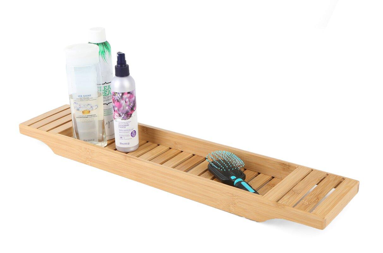Mind Reader Bamboo Bath Caddy & Reviews | Wayfair