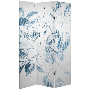 Sarvis 3 Panel Room Divider by Bloomsbury Market
