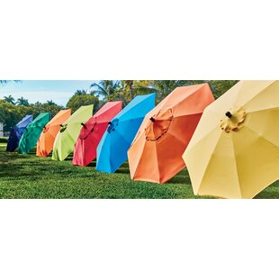 Willa Arlo Interiors 9' Market Umbrella