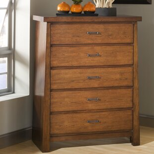 Modus Furniture Stella 5 Drawer Chest