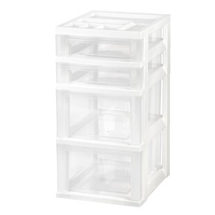 Best Choices 4 Drawer Storage Chest ByIRIS USA, Inc.
