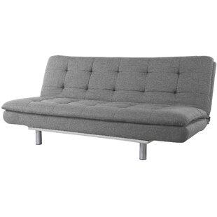 3 Seater Clic Clac Sofa Bed By Mercury Row