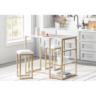 Modern Contemporary Kitchen High Top Table Sets Allmodern