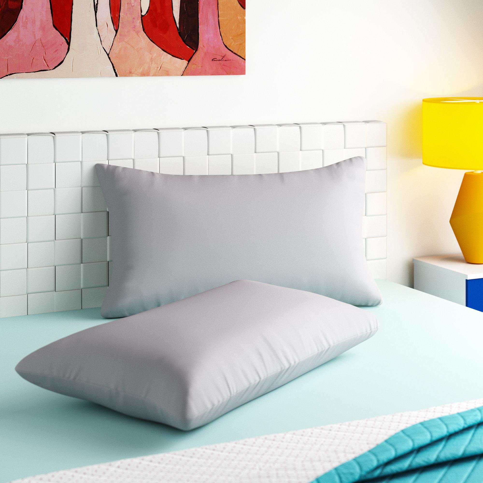 Wayfair Basics Firm Polyfill Bed Pillow