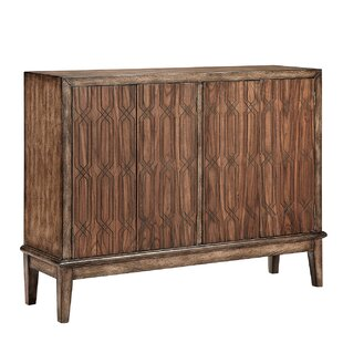 Savana 4 Door Accent Cabinet by Mistana