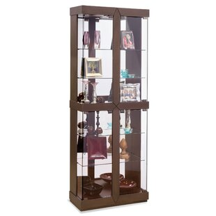Rohe I Lighted Curio Cabinet