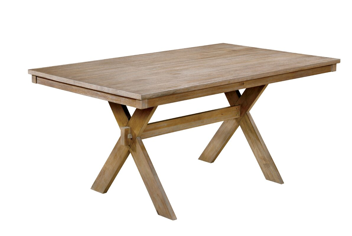 Absecon Transitional Dining Table