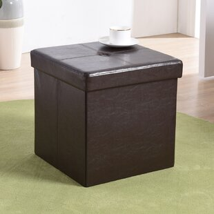 Carisbrooke Storage Ottoman by Andover Mills
