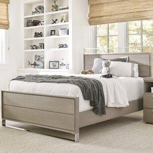 Hazen Full Reading Platform Bed by Greyleigh