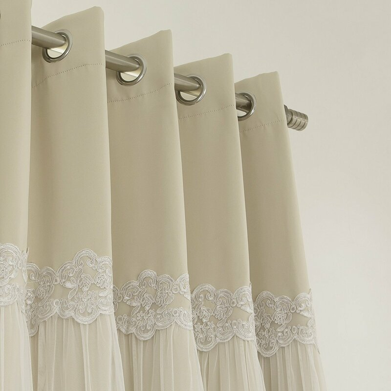 karla curtains qlt prod laser lavish grommet wid curtain home panel cut panels spin ivory p hei