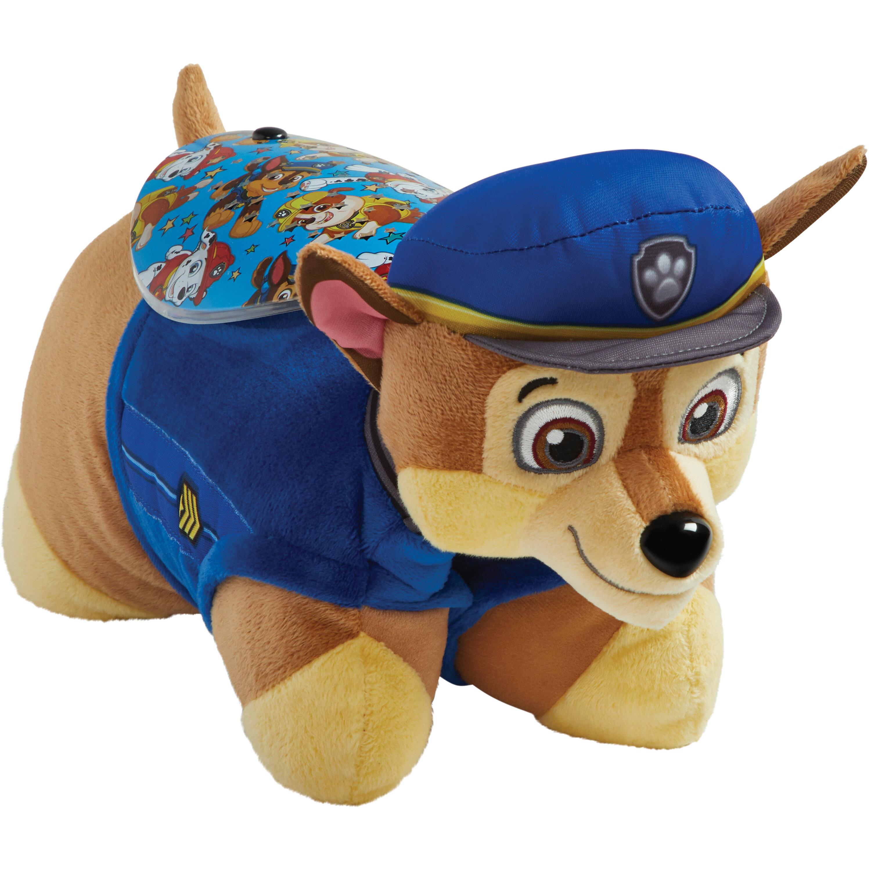 Pillowpets Sleeptime Lite Nickelodeon Paw Patrol Chase Plush Night