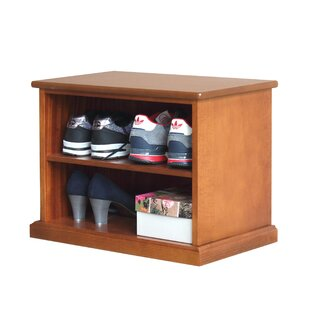 4 Pair Shoe Storage Bench By Ophelia & Co.