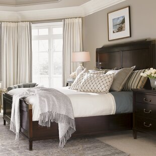 Kensington Place Panel Bed by Lexington