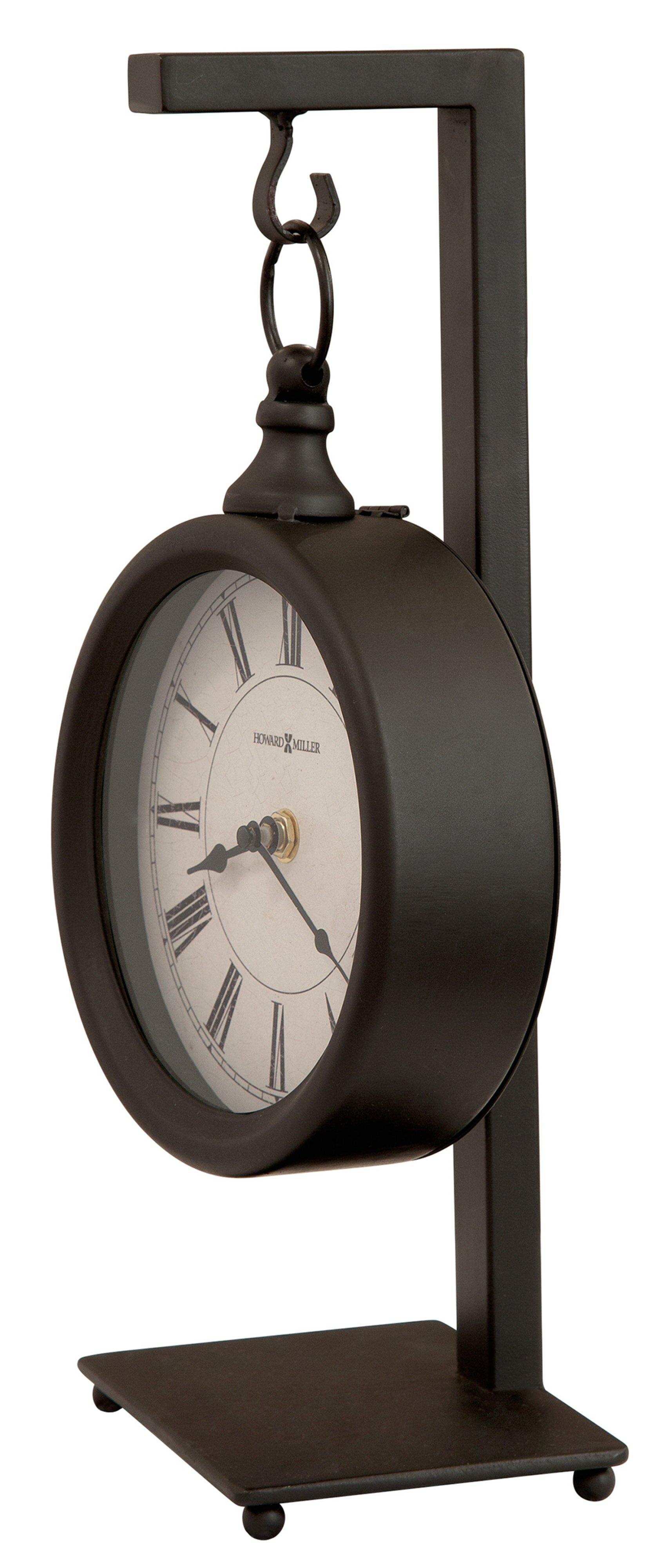 Howard Miller Loman Tabletop Clock Reviews Wayfair