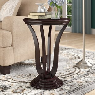 Dryer End Table by Charlton Home