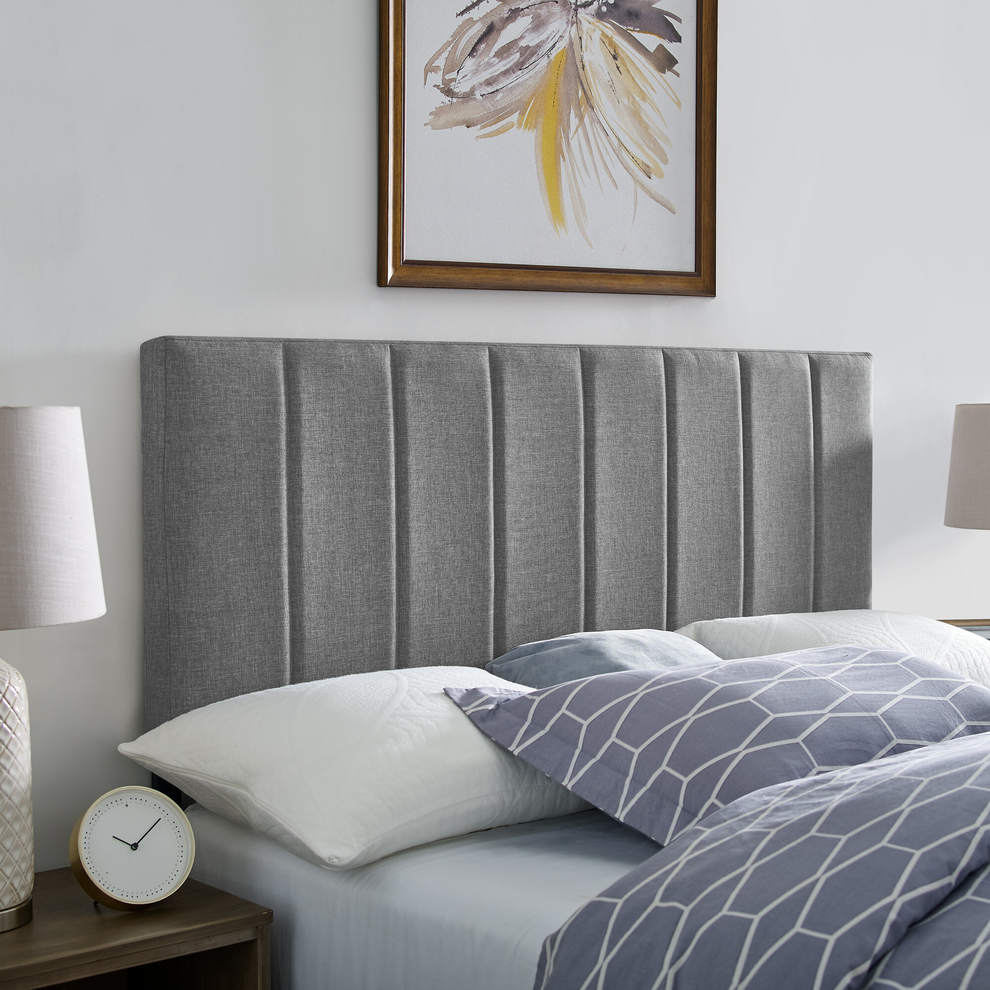 Tall Tufted Headboards You Ll Love In 2021 Wayfair