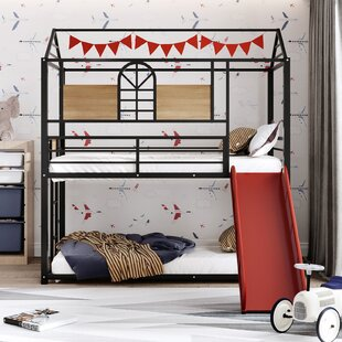 Bunk Red Kids Beds You Ll Love In 2021 Wayfair