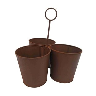 Best Choices Metal Bucket By Craft Outlet