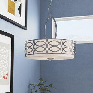 Willa Arlo Interiors Helina 3-Light Pendant