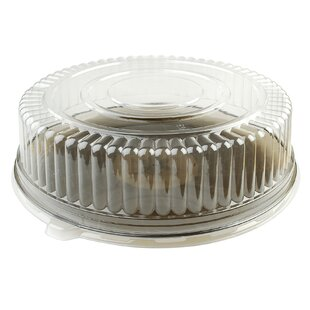 Platter Pleasers Dome PET Lid (Set of 25)