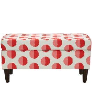 Ivy Bronx Adalynn Upholstered Storage Bench