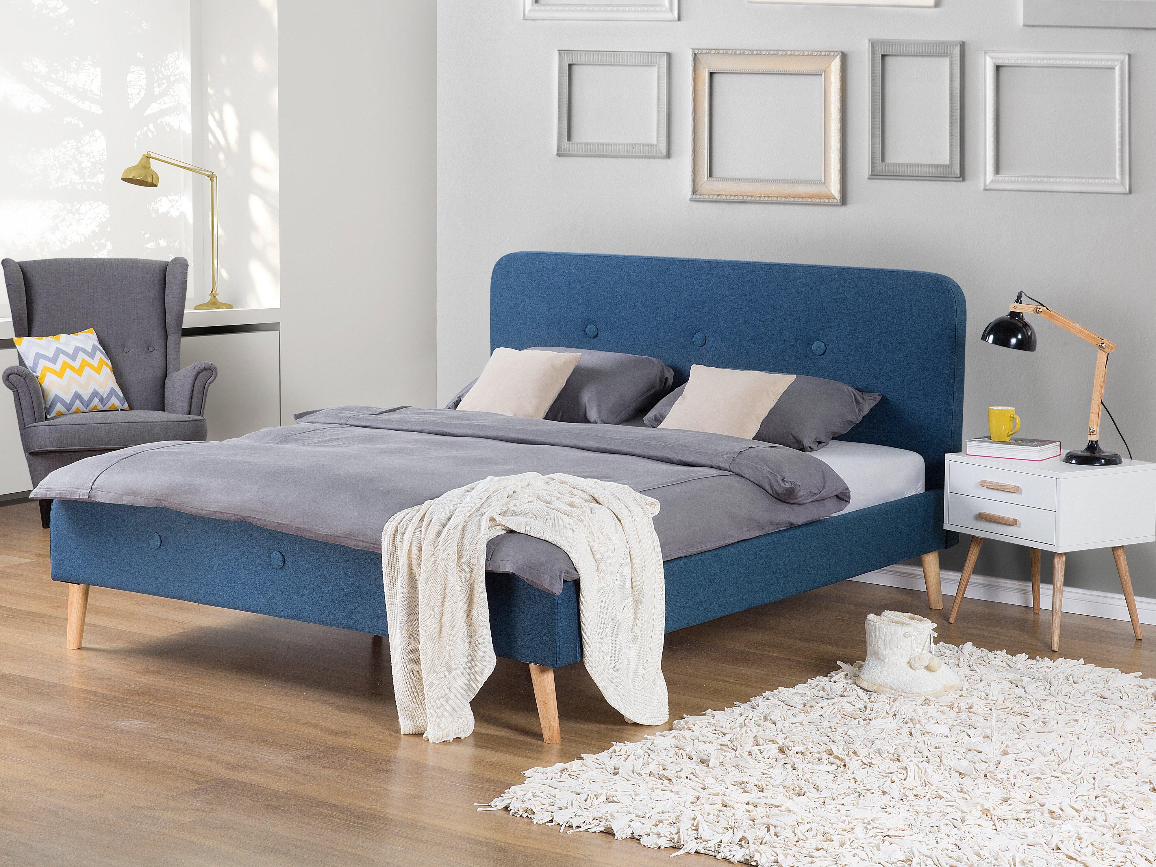 Home Loft Concept Bettrahmen Rochelle   Wayfair.de