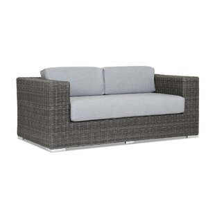 Emerald II Loveseat with Sunbrella Cushion