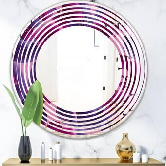 Charlton Home Tolson Rectangular Traditional Dresser Mirror Reviews