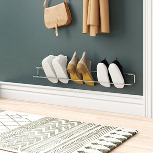 Wall Mounted Show Rack By Mercury Row