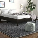 Polanco Upholstered Platform Bed by Andover Mills™