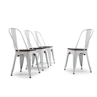 Best Choices Buddy Dining Chair (Set of 4) by Williston Forge Reviews (2019) & Buyer's Guide