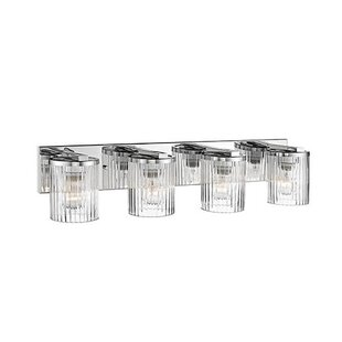 Affordable Hockman 4-Light Vanity Light By Latitude Run