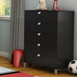 Spark 5 Drawer Chest by South Shore