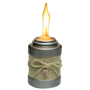 TIKI Brand Clean Burn Votive Tabletop Torch