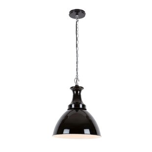 Wrought Studio Aten 1-Light Bell Pendant