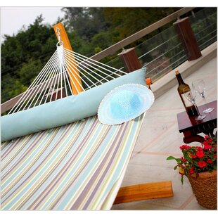 Sprague Fabric Tree Hammock by Rosecliff Heights