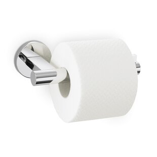 Scala Wall Mounted Toilet Paper Roll Holder by ZACK