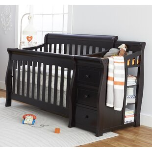 Princeton Elite 4 In 1 Convertible Crib And Changer