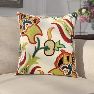 Refrenshire Wool Throw Pillow