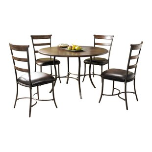 Royalton 5 Piece Dining Set Red Barrel Studio
