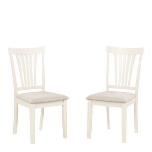 Holmes Upholstered Dining Chair (Set Of 2) By Brambly Cottage