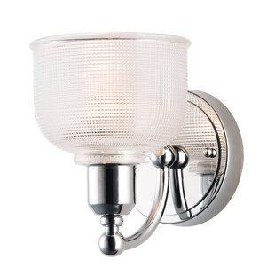 Charlton Home Huneycutt 1-Light Armed Sconce