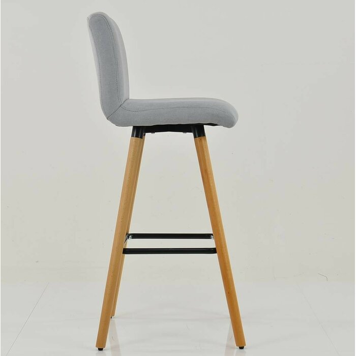 Peachy Moritz 75Cm Bar Stool Machost Co Dining Chair Design Ideas Machostcouk