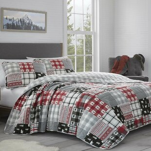Mount Baker Reversible Quilt Set
