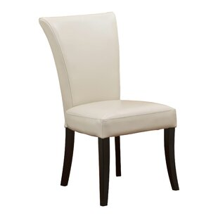 Lejeune Leather Dining Chair (Set of 2)
