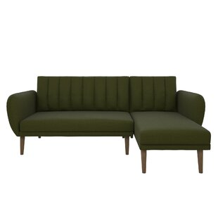 Brittany Reversible Sleeper Sectional
