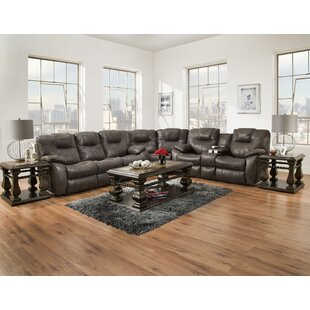 Southern Motion Avalon Reclining Sectional