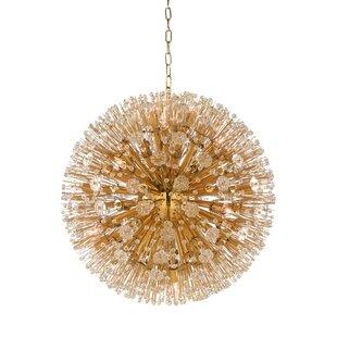 Wildwood Lolita 10-Light Sputnik Chandelier